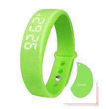 W5 USB Step Watch 3D Functional Pedometer Watch Fitness Tracker Podometros y Contador De Calorias Free Shipping