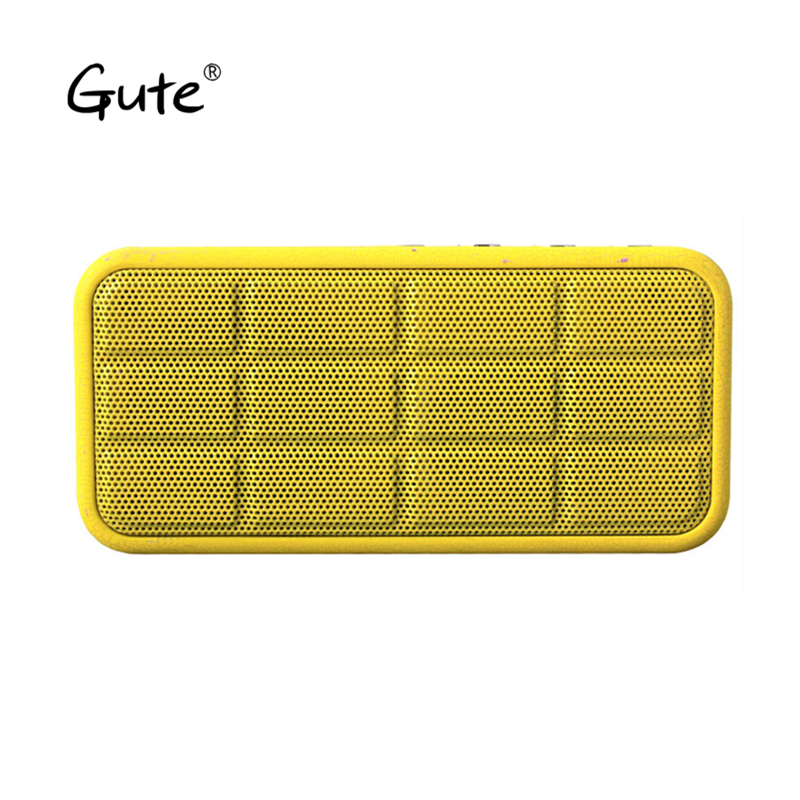 Gute 2018 mini <font><b>bluetooth</b></font> speaker portable Crackle texture radio FM bass <font><b>radyo</b></font> aged Elderly caixa de som altavoz portatil pb3 abe