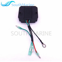 6AH 81960 00 Boat Motor Rectifier Regulator For Yamaha 4 Stroke F15 F20 Outboard Engine