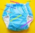 Free transporte fuubuu2226-blue calças à prova d' água/fralda para adultos/incontinência calças/fraldas de bolso