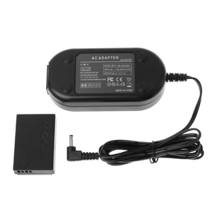 Image 2 - ACK E12 AC Power Supply Charger Adapter+DR E12 DC Coupler For Canon EOS M M2