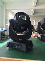 2pcs/lot dmx moving head 132W stage equipment 2r moving head beam light for dj culb concert