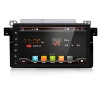 Android 6 0 Quad Core Autoradio 9 Inch Full Touch Car DVD Multimedia For BMW E46