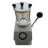 1 pcs de Alumínio caixa do Relógio Resistente À água 6 ATM máquina de Teste  Caixa do relógio À Prova D' Água tester