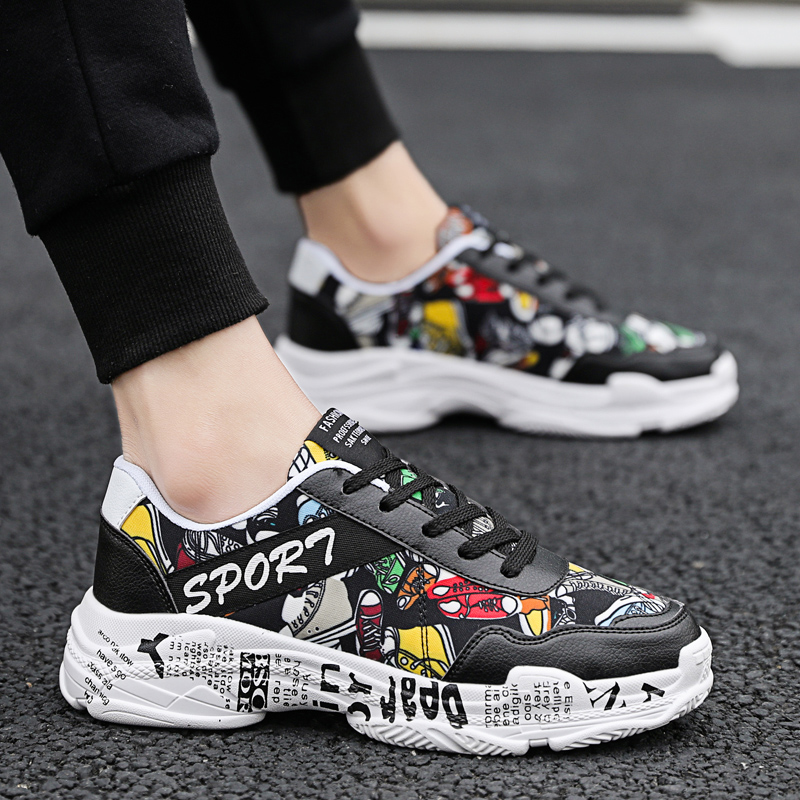 Hot Discount #b8f4 Sneakers For Men High Quality Lace up