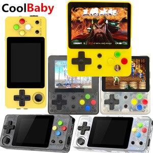 Image 1 - Open source ldk jogo 2.6 polegada tela mini handheld console de jogos nostálgico crianças retro jogo mini família tv consoles vídeo