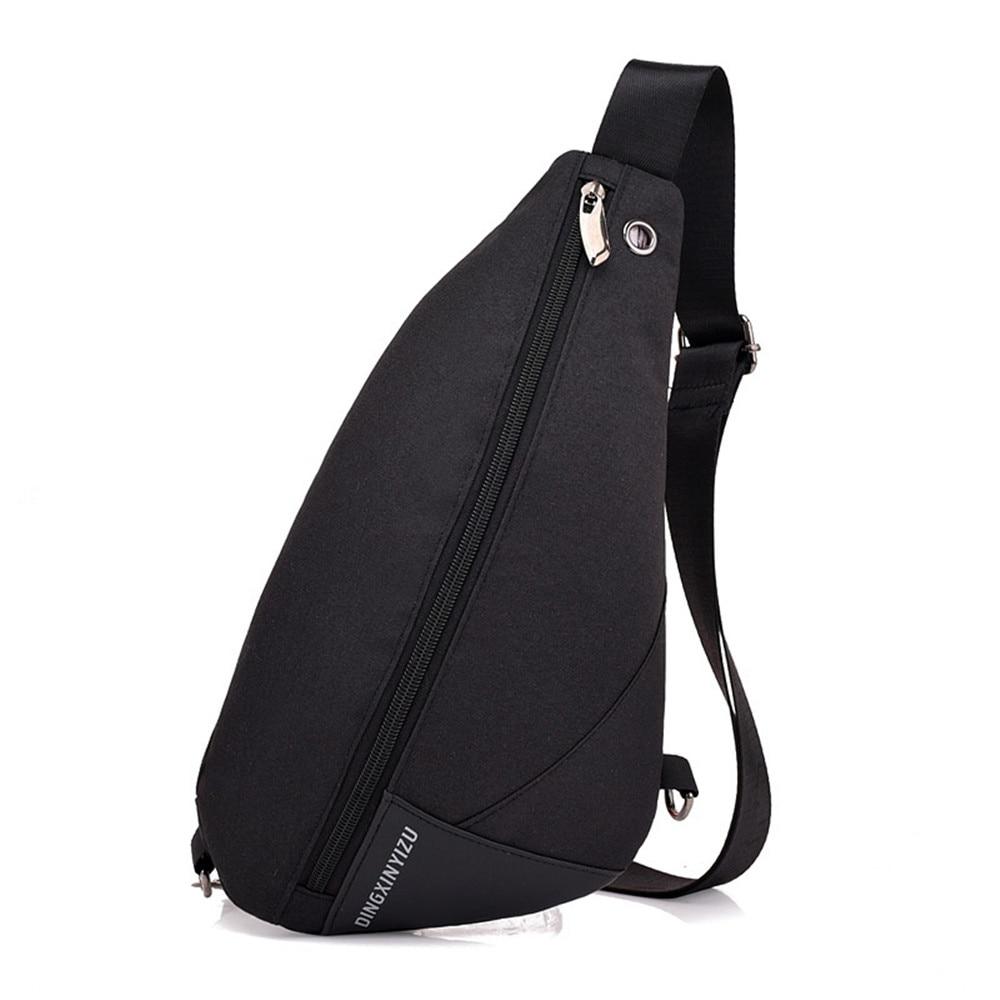 Multifunction Crossbody Bag Listen Music Punk Rock Shoulder Pack Hot Sale Casual Tourism Holiday Messenger Packs Cool Bags 2018