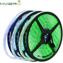 New arrival RGB LED Strip 3535 IP20/IP67 RGB Color Changeable DC12V Flexible LED Light 60LED/m 5m/lot