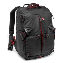 MANFROTTO SLR Camera Bag Strap For Nikon Canon Dslr Bag Photo Multifunction Backpack For Camera Car-covers Sjcam Bag Camera 200