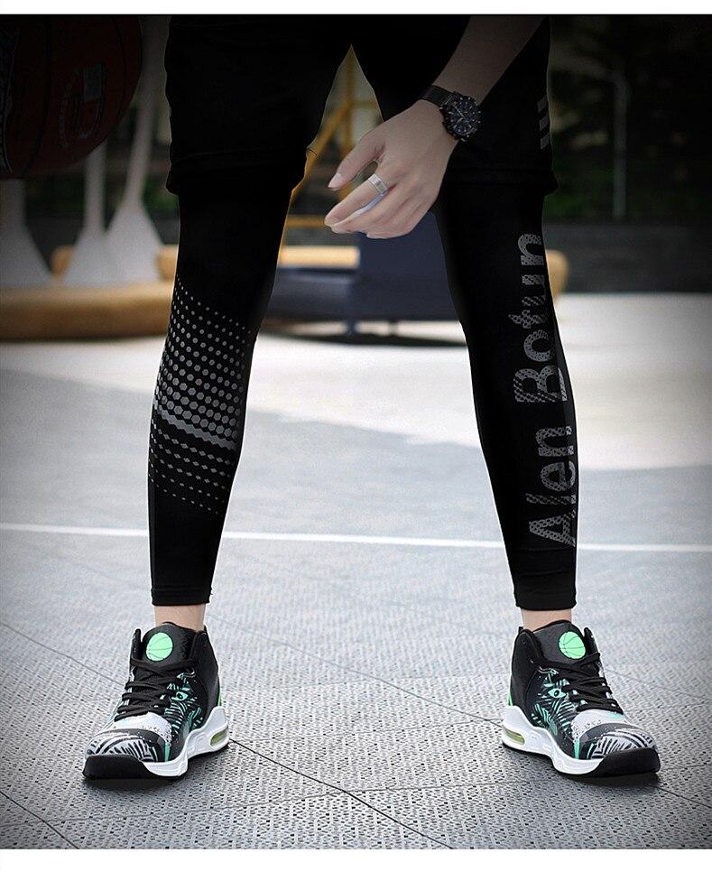 Plus Size 35-46 Sport Fashion Sneakers Women Breathable Geometric Basket Female Men's Casual Shoes Air Cushion Sneakers NX013 (17)