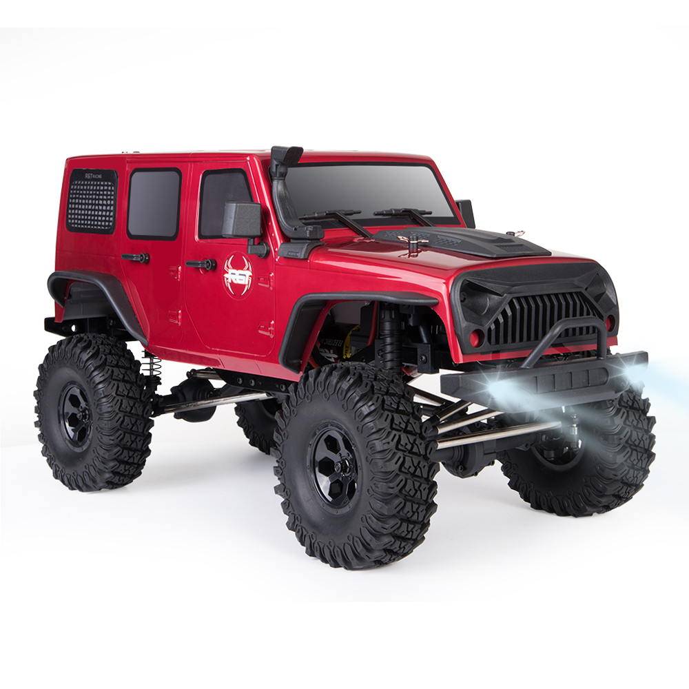 4x4 Off Road >> Us 259 0 Rgt Rc Crawlers Rtr 1 10 Scale 4wd Off Road Monster Truck Rock Crawler 4x4 High Speed Waterproof Rc Car In Rc Cars From Toys Hobbies On