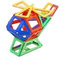 Aocoren 56 Шт. Magformers Создатель Кирпичи Образовательные Магнитный Конструктор Игрушки 3D DIY Строительные Блоки Детей Игрушки