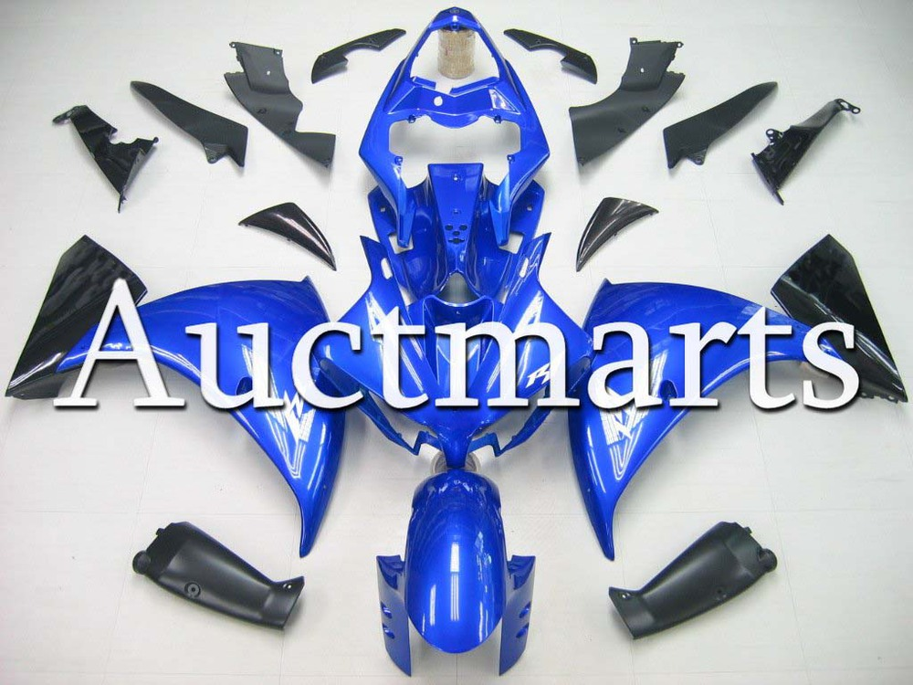 For Yamaha YZF 1000 R1 2009 2010 2011 2012 YZF1000R inject ABS Plastic motorcycle Fairing Kit YZFR1 09 10 11 12 YZF1000R1 CB28