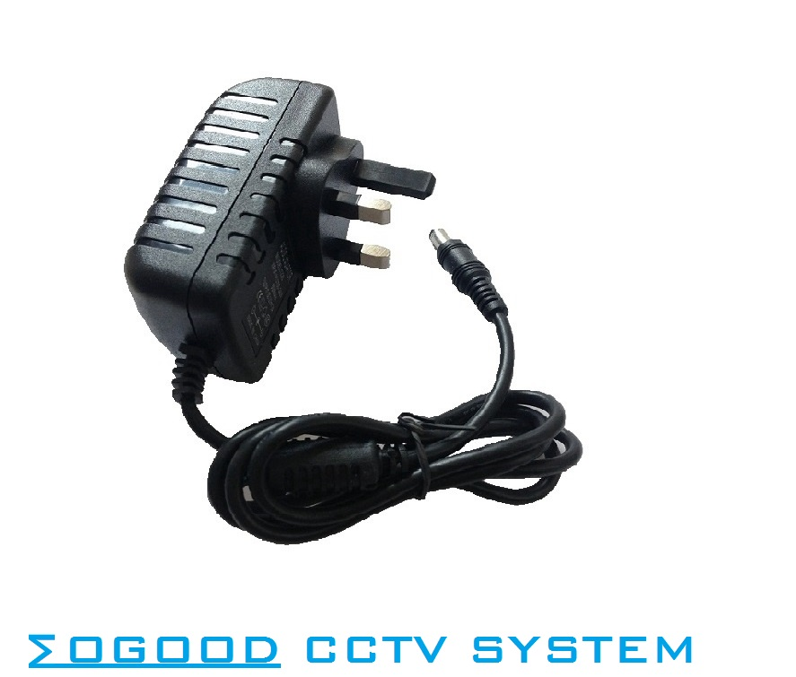 все цены на  MoGood European/Germany/English Standard Power Supply DC12V/2A 5.5X2.5 for CCTV  IR IP Camera  онлайн