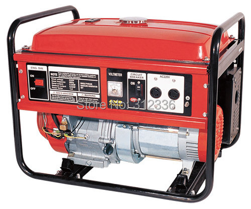 Sea shipping unit price portable generator 1500 1.5kw 168F  GX160 Recoil starting OHV 5.5hp  single phase 220V 50Hz