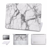 Marble Case For Macbook Air Pro 11 12 13 15 Ratina Laptop Hard Cases For Pro