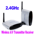 NI5L New PAT-330 150 m 2.4G Sem Fio AV Sender TV Áudio Vídeo Transmissor Receber Frete Grátis