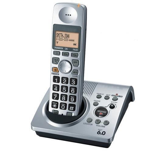 Hot selling digital telephone KX TG1031S 1 Handset 1 9 GHz DECT 6 0 digital Cordless