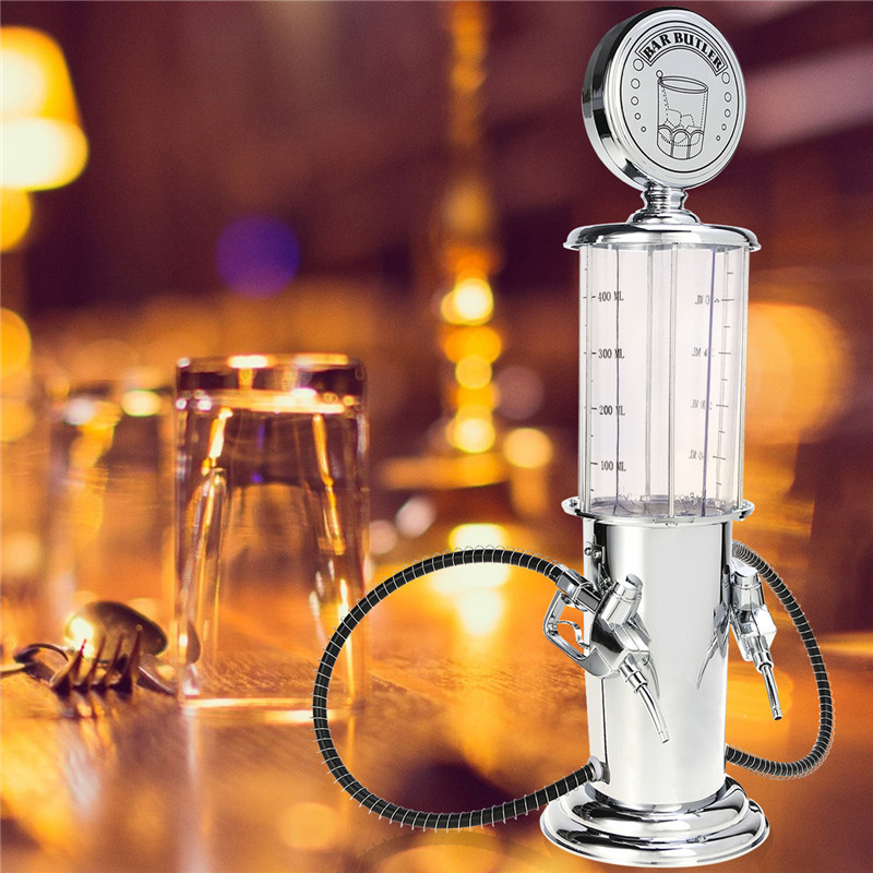 Dispens Bar Butler Single Double Gun Wine Liqueur Bucket Cooler Soda Beverage Pourer Beer Pump Machine Wine Gas Station Bar Tool