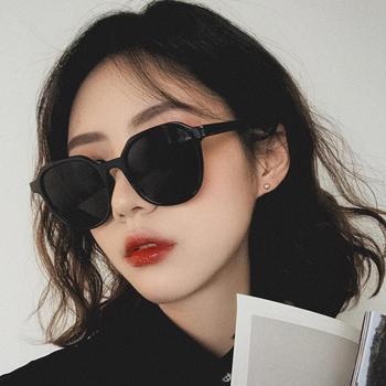 MISSKY Frauen Männer Sommer Sonnenbrille UV400 Stilvolle Große Rahmen Sonnenbrille Leichte Outdoor Brille