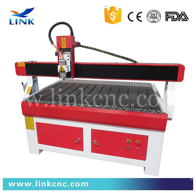Best Service Hot Sale T Slot Table Water Cooling Spindle Small Cnc