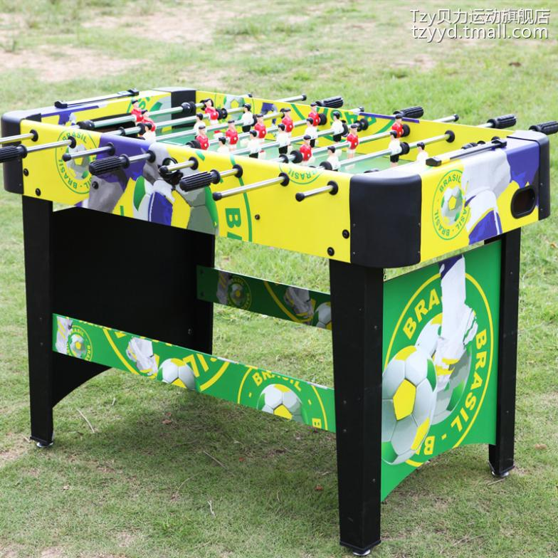 48inch indoor foos table soccer table  football table sets recreational sports for children to play canoeing recreational stencil 22 inch 60 mil ultraflex ind