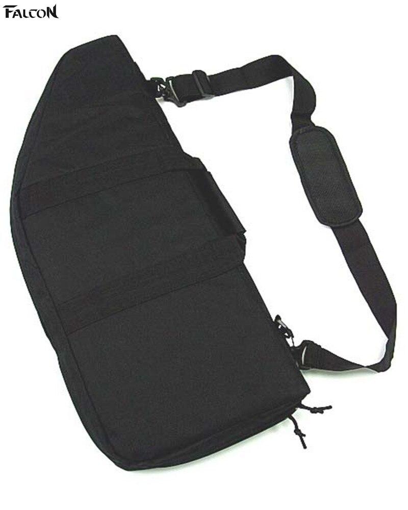 70 см тактическая airsoft винтовка сумка Охота Пейнтбол Стрельба пистолет сумка Военная Униформа армия винтовка случае открытый спортивная сум...