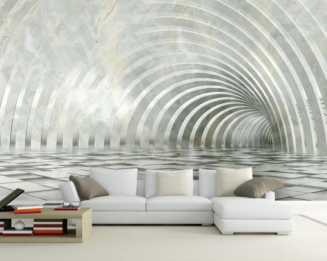 3d Tapeten dreidimensionale marmor 3d wohnzimmer tv hintergrund raum mural 3d