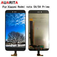 1pcs Lcd For XiaoMi Redmi Note 5A Note5A Prime LCD Display Screen Touch Panel Screen Digitizer