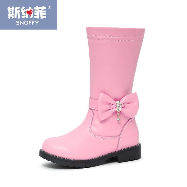 Enfants Chaussures Bottes Bébé filles Chaussures princesse UC9gyWPwVi