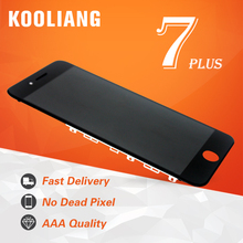 Tianma or AAA Quality LCD For iPhone 7 Plus LCD Display 5.5 Inch Screen Digitizer Assembly Replacement 3pcs DHL