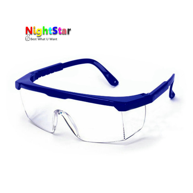 New Splash Proof goggles protective safety glasses outdoor windproof