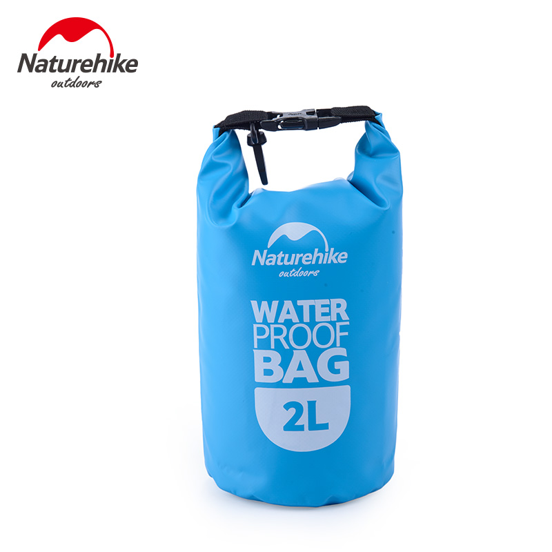 Naturehike 2l 5l High Quality Outdoor Waterproof Bags Ultralight Camping Hiking Dry Organizers Drifting Kayaking Swimming In Climbing From