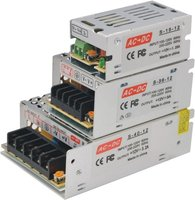 Lighting LED drive transformers, DC12V, 5A 10A, 20A, 30A power adapter, LED strip light switch, power 60W, 120W, 240W, 360W