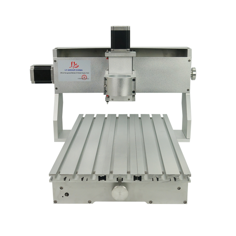3 Aixs Cnc Router Kit Aluminum Parts 3040 CNC Frame With Stepper Motor + Limit Switch, Also Have 3020/6040/6090 Size