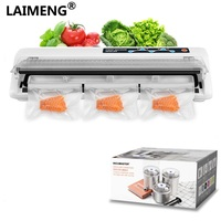 Vacuum Packing Machine for Food Plus Vacuum Container Stainless Best Packaging Sealer Tools For Food Vacuum Sealer S143