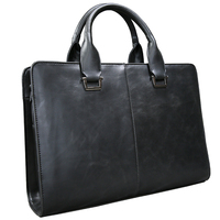 Fashion laptop bag for macbook air 13 inch,leather briefcase computer bag,Tote bag laptop backpack business