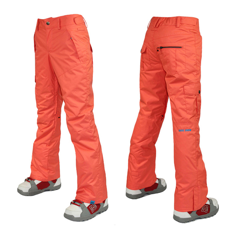 Pantallona të skive dëbore Gsou pantallona të grave për dëborë - Veshje sportive dhe aksesorë sportive - Foto 4