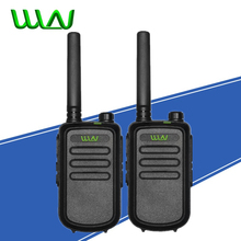 2PCS 100% Original WLN KD-C10 Walkie Talkie Uhf 400-470MHz 16 Channel Mini Two Way Radio Station FMR PMR KDC10 Ham Radio Amador wecan kc m3 ultra thin ultra clear 400 470mhz 20 channel walkie talkie silver blue 2 pcs