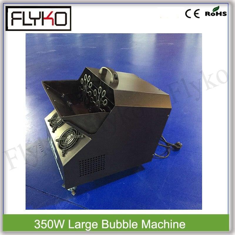350 Вт большая пузырчатая машина Беспроводная Удаленная крупногабаритная машина hubble bubble высокоточное устройство для мыльных пузырей с покр