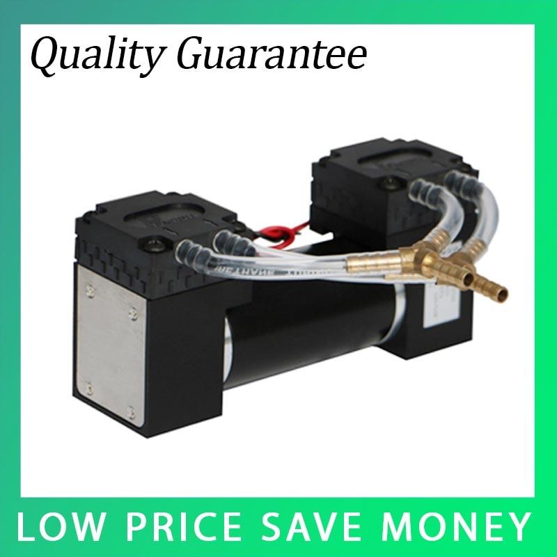 20W 15L/min Mini Industry/Lab Oil Free Vacuum Pump
