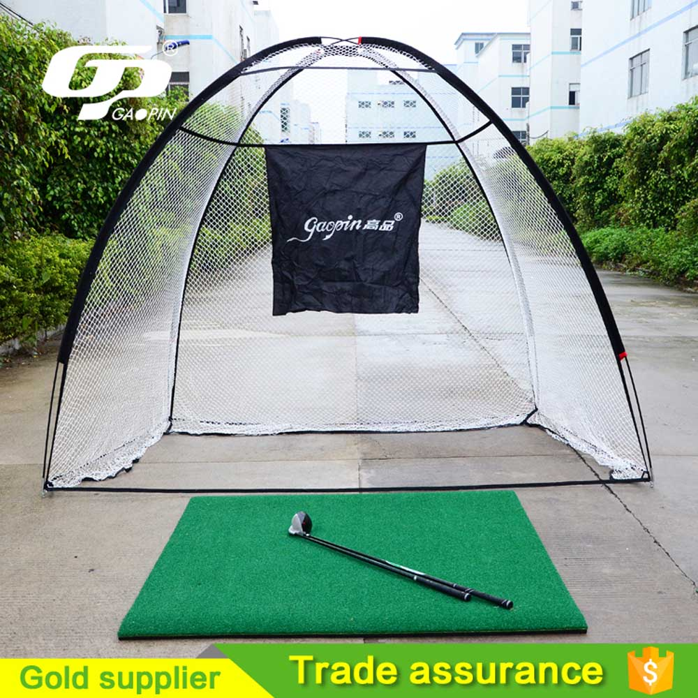 Golf Practice Net Swing Cage Driving Chipping Hitting Net