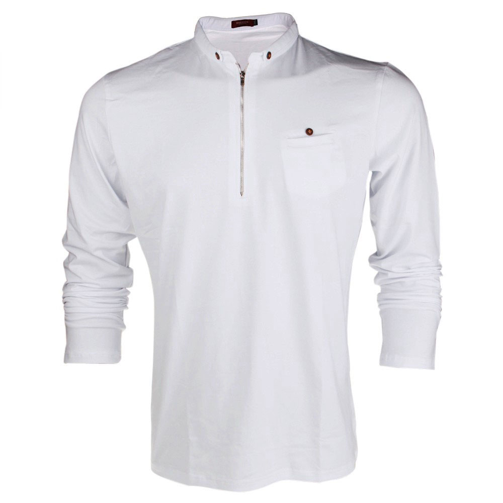 (clear stocks) New Men's Tops   Polo   Shirts Long Sleeve Cotton Slim Classical Business Casual Men Spring Autumn   Polo   Shirts Homme