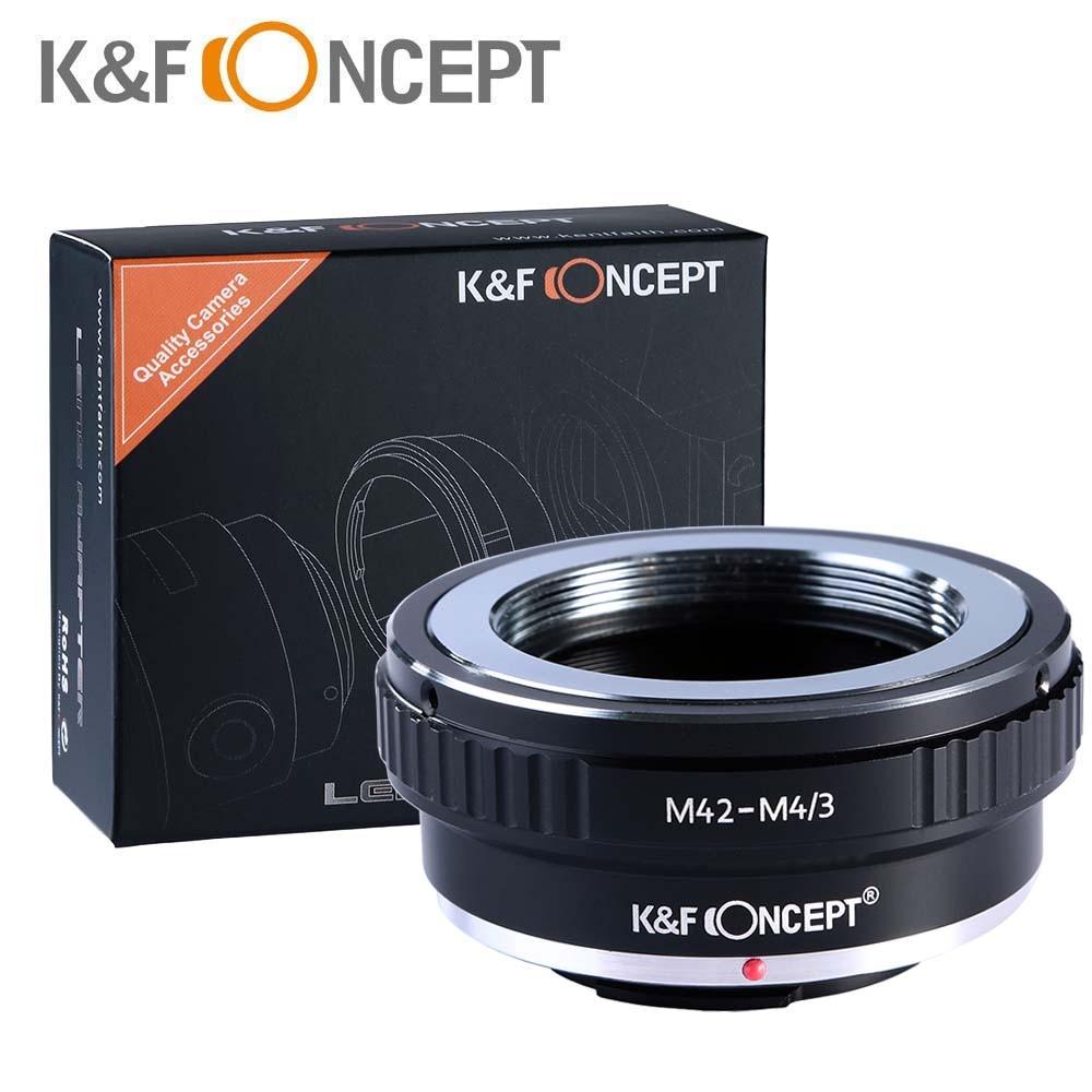Prix pour M42-M4/3 M42 Vis Micro 4/3 M4/3 Bague D'adaptation D'objectif pour Olympus pour Panasonic Micro Four Thirds mont Camera Lens Adaptateurs