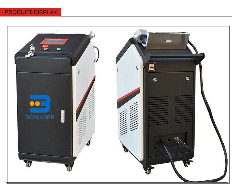 Coating Surface Laser Clean Machine For Metal Materials