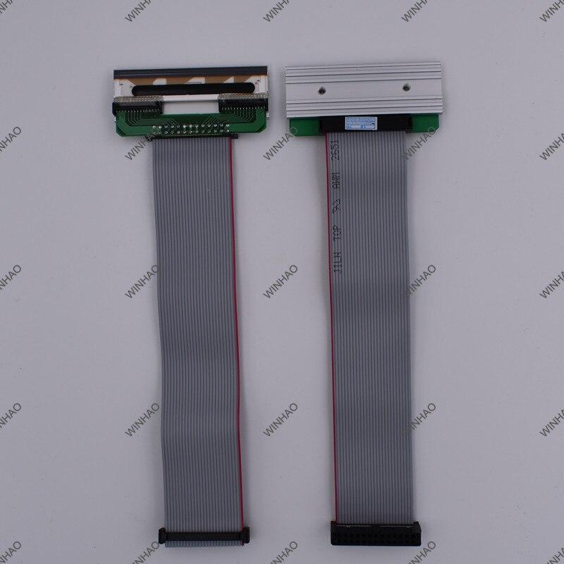 3pcs/lot brand new CL5000 print head thermal head for CAS CL5000J-15 IS CAS CL5000J CL5000 electronic scale