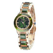 BEWELL Ladies Gems and Stone Watch with Calendar Display Limited Edition Alloy Watches for Women as Gift Dropshipping  1066A