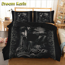 Dream Karin Kid or Adult 3D Print Comforter Bedding Sets Single Twin/Double/Full/Queen/King Size Duvet Cover Pillowcase