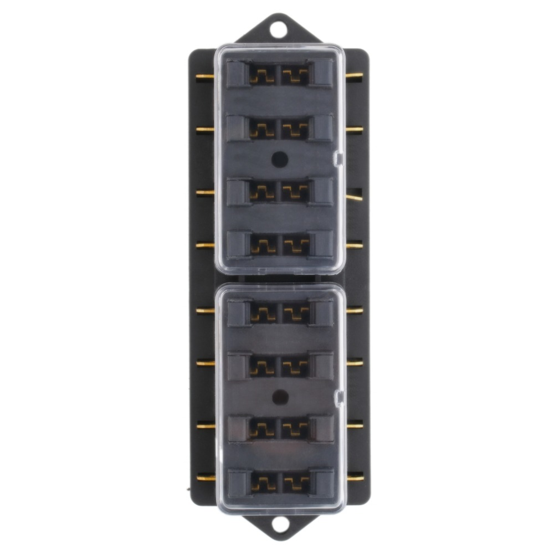 hot y107 8 way fuse box block fuse holder box car vehicle circuit automotive blade 250v  [ 1000 x 1000 Pixel ]