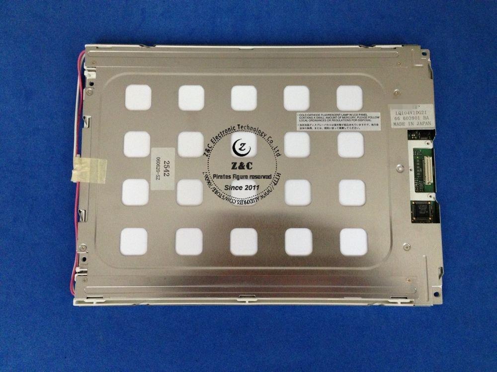 """10.4/"""" LCD Screen Panel Display For SHARP LQ104V1DG21 LQ104V1DG11 640*480"""